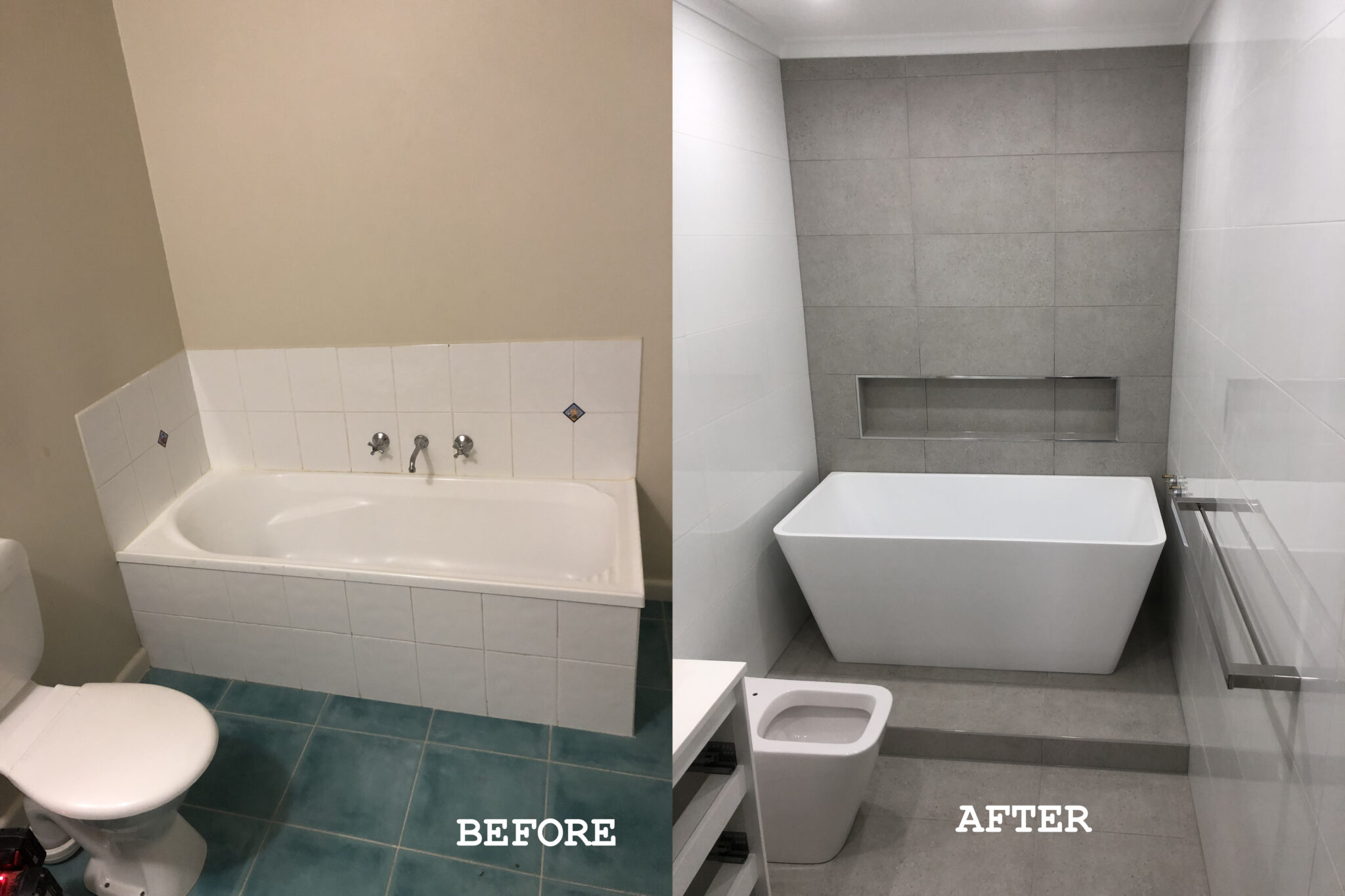 Bathroom Project - WDC Bathrooms