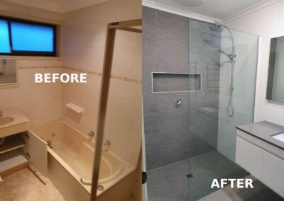Bathroom Project - WDC Bathrooms